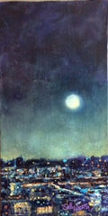 Sally Booth Title: Super Moon