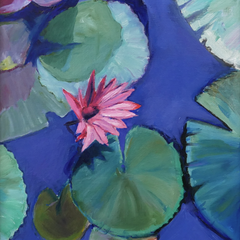 Scott Thornhill Title: Lily Pads