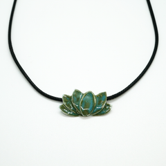 Sherry Siewert Title: Lotus Pendant: Small