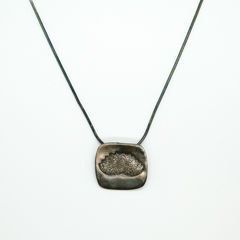 Sherry Siewert Title: Zen Lotus Pendant: Small