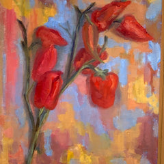 Susan Dull Title: Red Hot Peppers