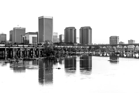 RVA Morning B&W