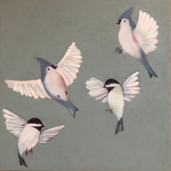 Westkaemper, Kathleen Title: Titmice and Chickadees