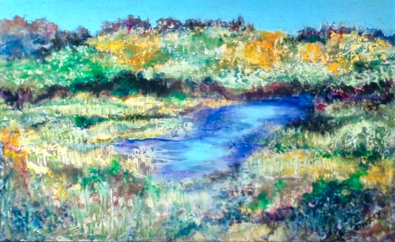 Lowell Owsley Title: Wetland