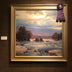 Chuck Larivey OPA Title: Evening Treasure