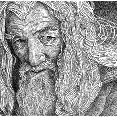 Forrest Young Title: Gandalf