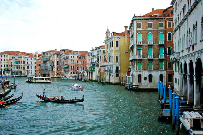 Venice - On the Grand Canal