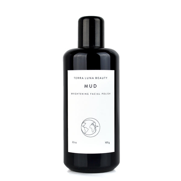 Mud Brightening Facial Polish