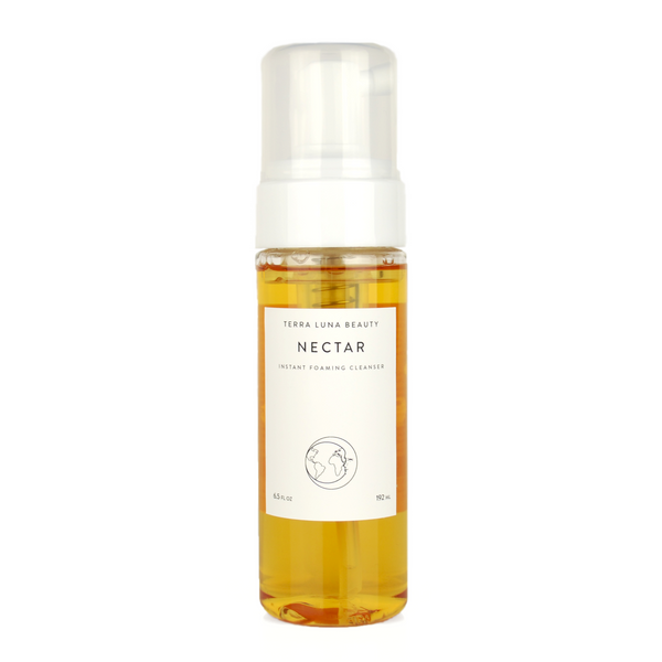 Nectar Instant Foaming Cleanser