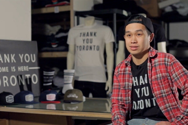 Umoro Apparel - Thank You Toronto Feature