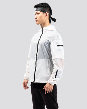 OUT-03-11006 /// GHOST WHT JKT