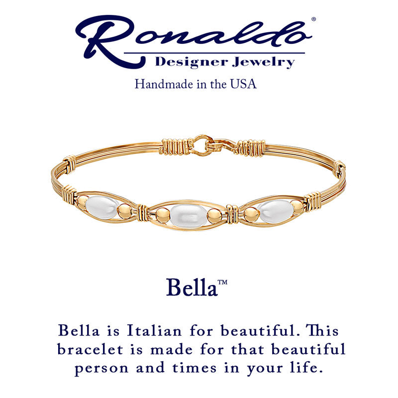 Bella by Ronaldo Designer Jewelry