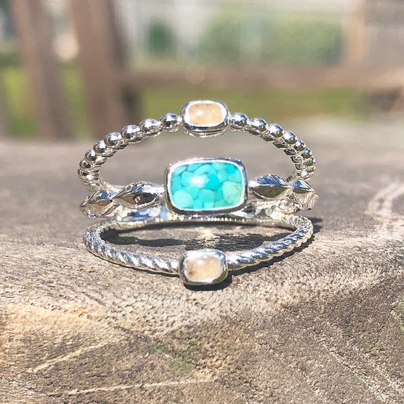 Cape May Sand Ring by Dune Jewelry