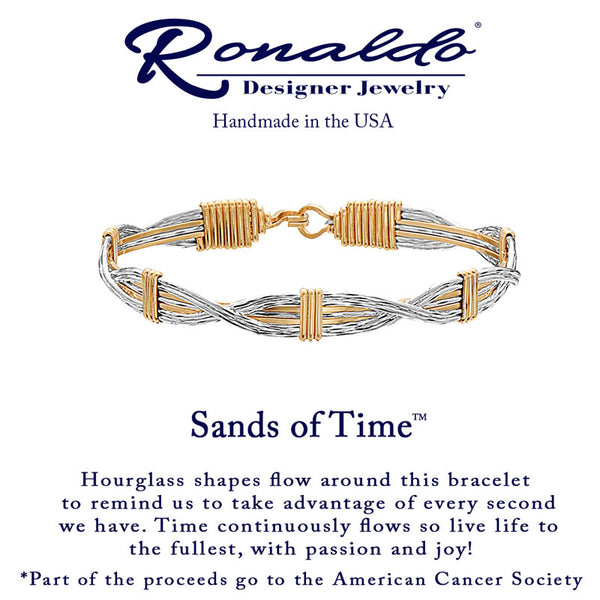 Sands of Time by Ronaldo Designer Jewelry