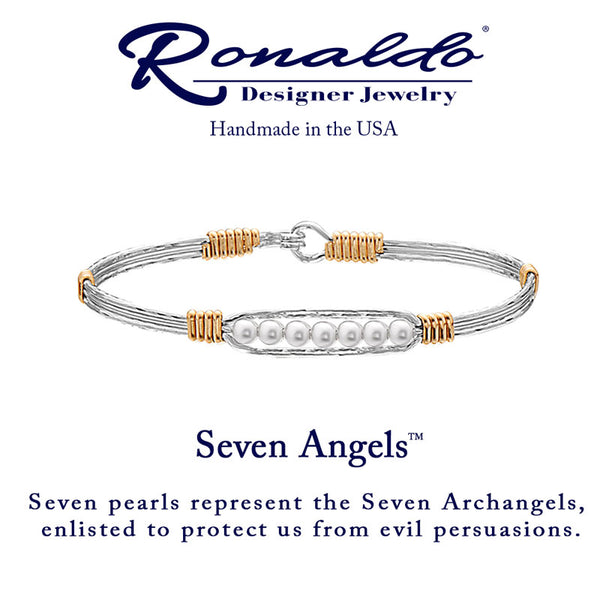 Seven Angels by Ronaldo Designer Jewelry