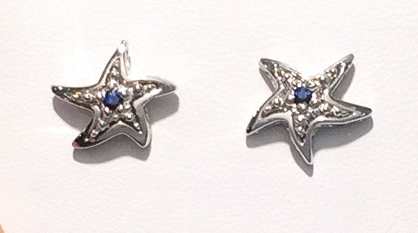 Starfish Earrings - small