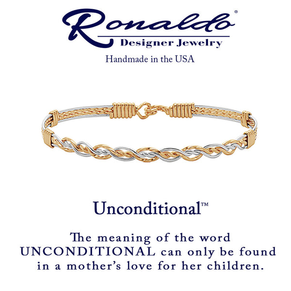 Unconditional by Ronaldo Designer Jewelry