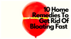 10 Home Remedies To Get Rid Of Bloating Fast