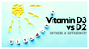 Vitamin D3 vs Vitamin D2: Is There A Difference? And Should You Supplement It?
