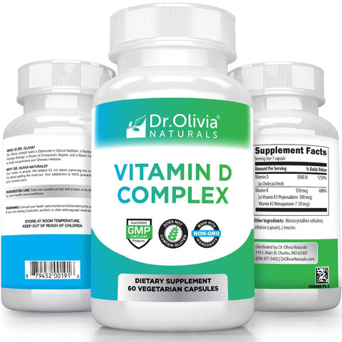 Image of Vitamin D Complex