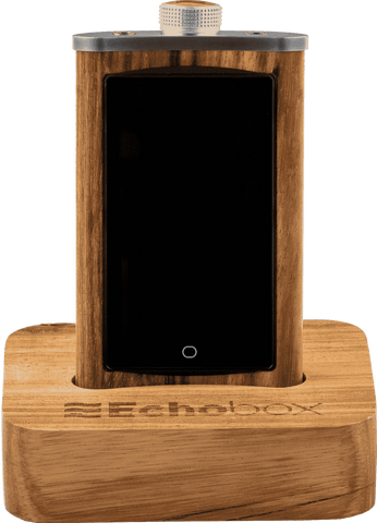 Explorer Wooden Micro-USB Charging Dock (Pre-Order)