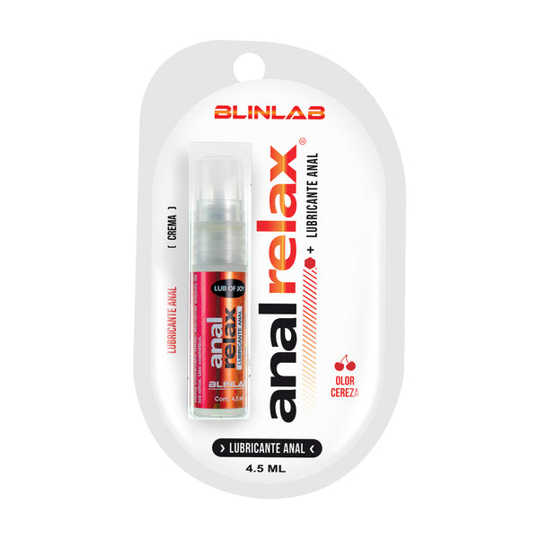 Anal Relax Pocket - Lubricante en crema