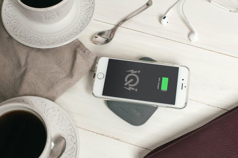 Wireless Charging for iPhone iQi mobile