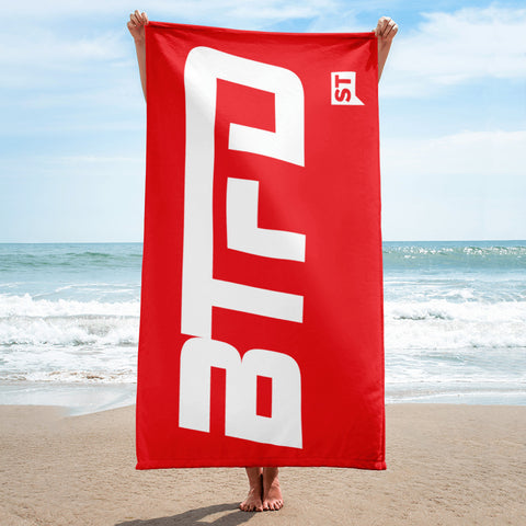 BTFD Dipcenter Beach Towel