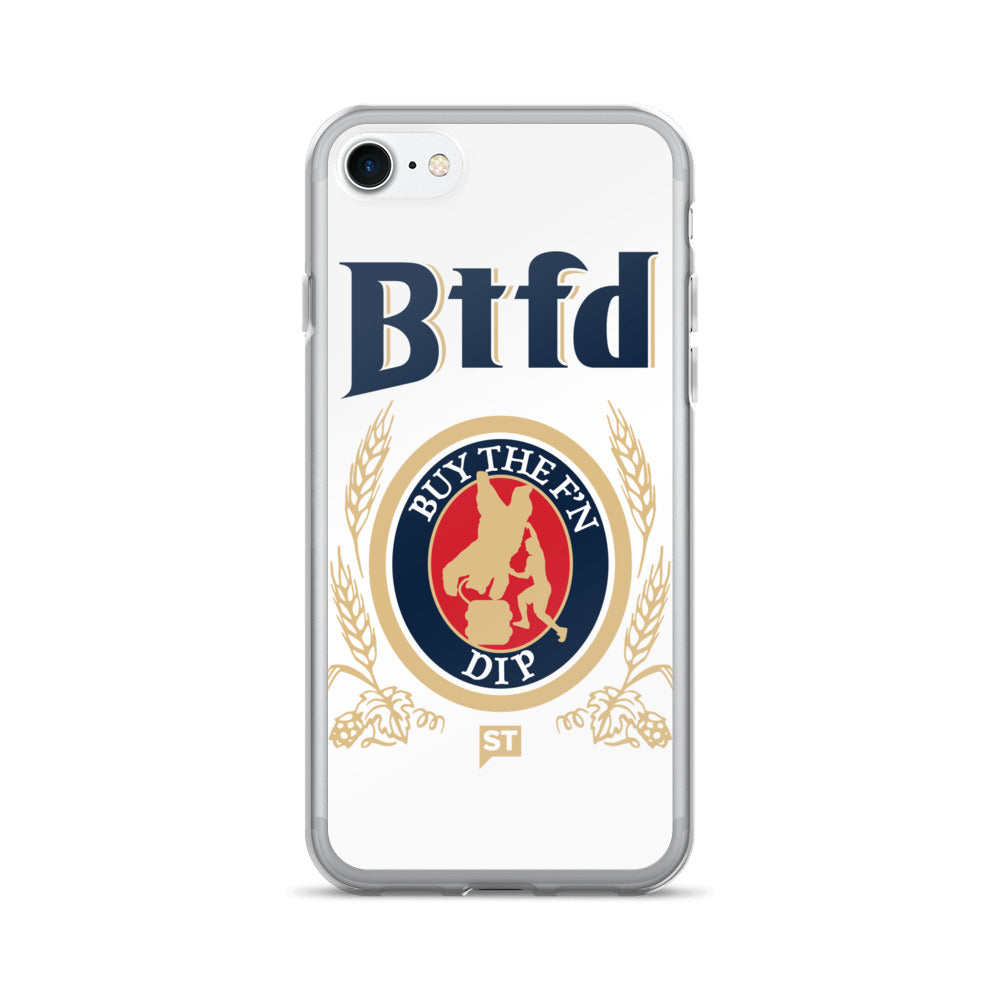 BTFD Bear Kegstand iPhone 7/8 7/8 Plus Case