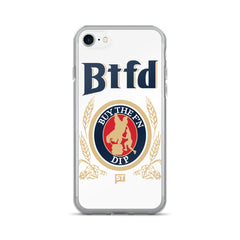BTFD Bear Kegstand iPhone 7/7 Plus Case