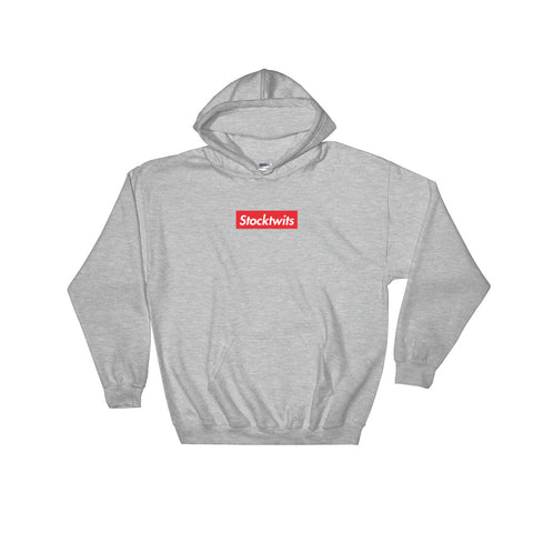 StockTwits Supremacy Hooded Sweatshirt in Multiple Colors