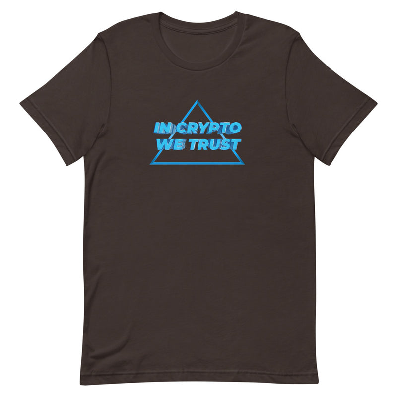 In Crypto We Trust Tee