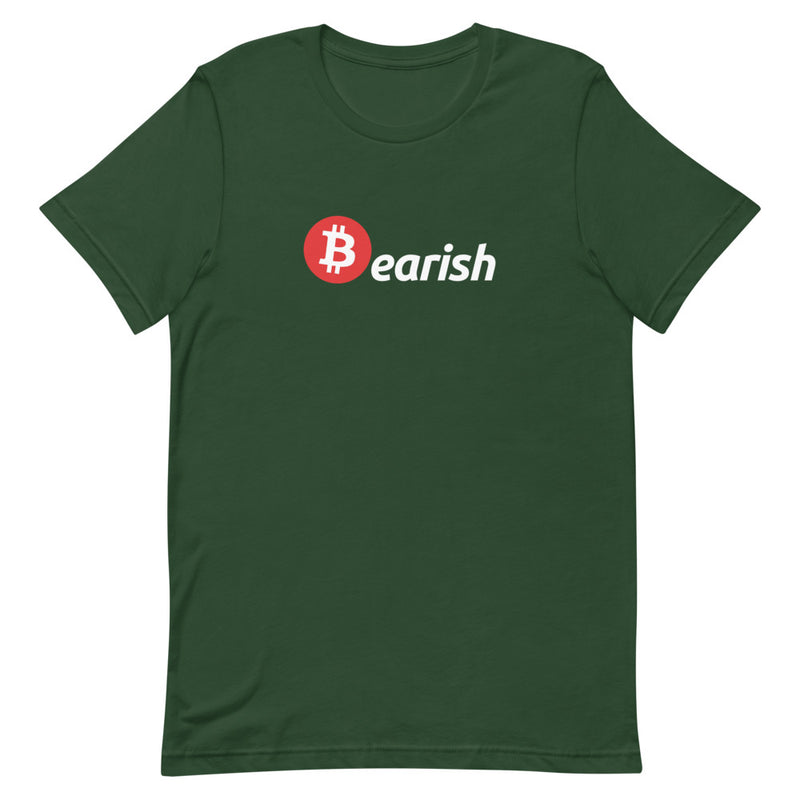 Bearish on Bitcoin Tee-Shirt