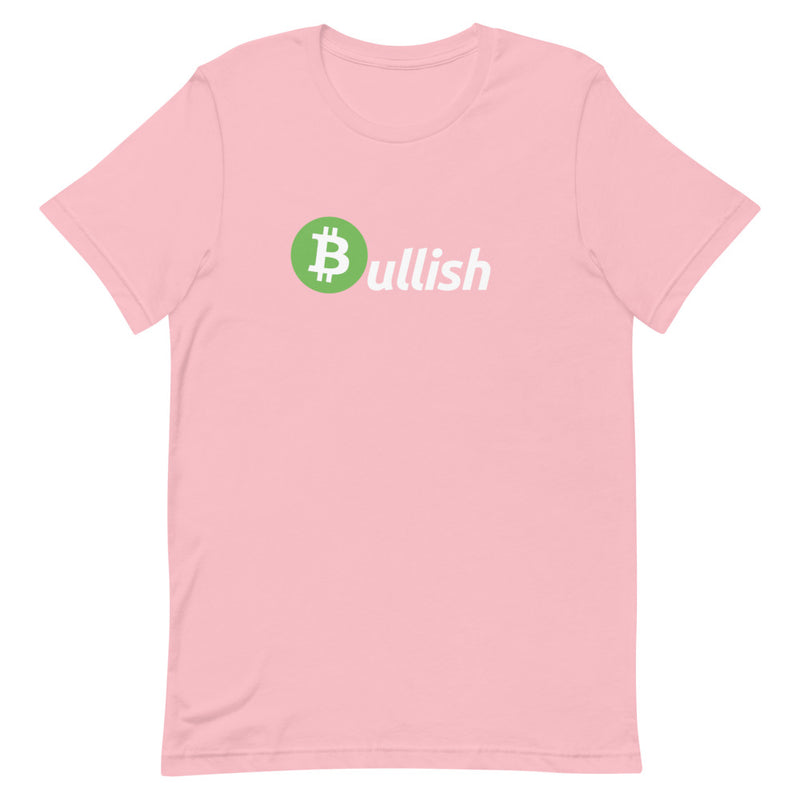 Bullish on Bitcoin Tee