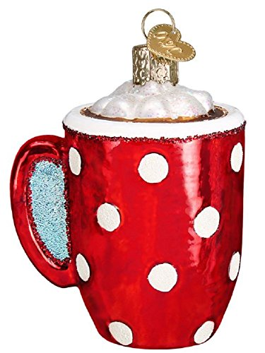 Old World Christmas Hot Chocolate Cocoa Ornament