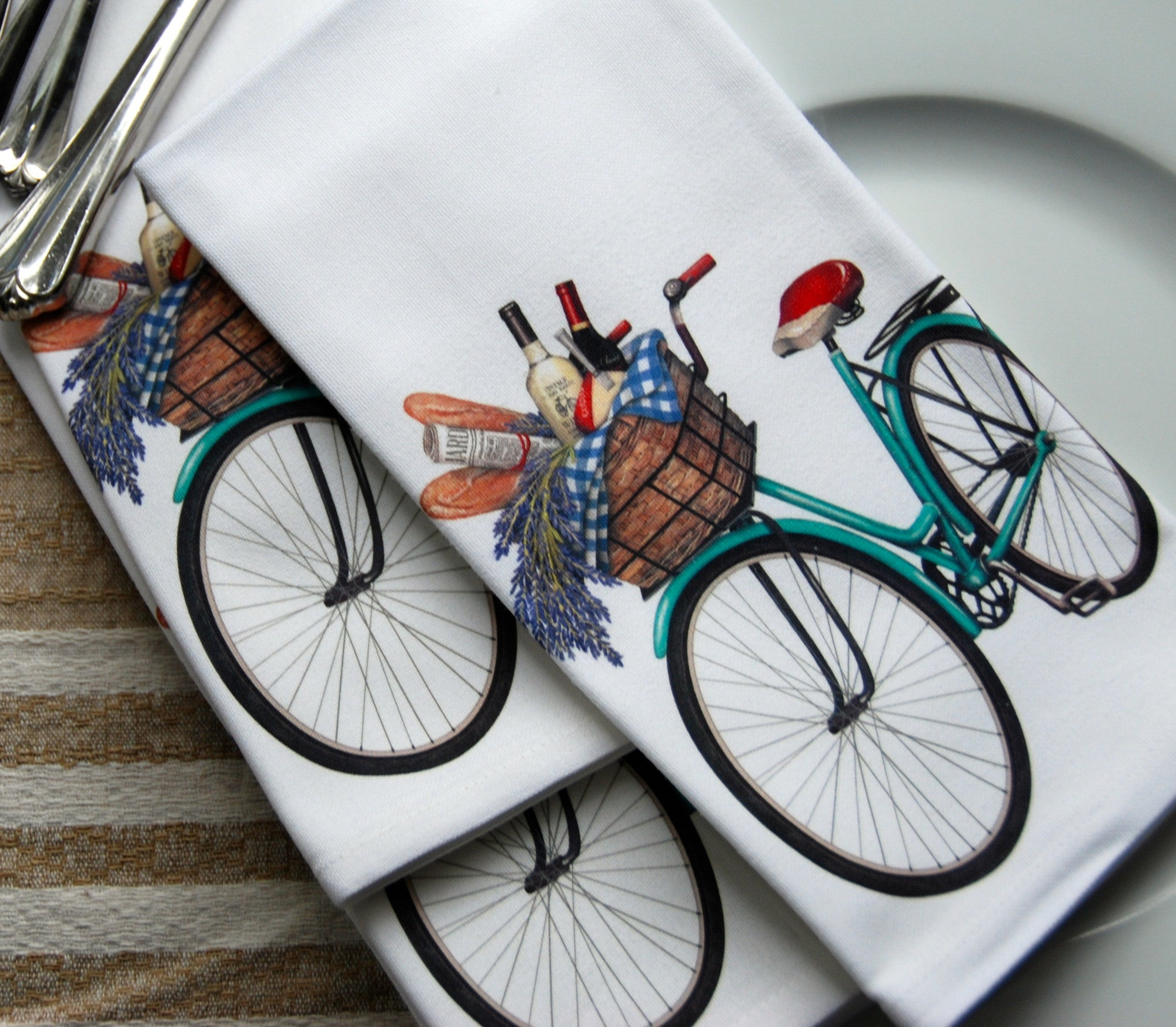 PICNIC  - DINNER NAPKINS
