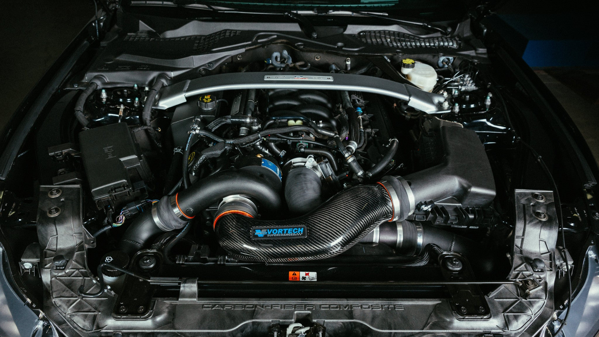 Vortech Superchargers 2016 Ford 5 2L Mustang GT350 Complete