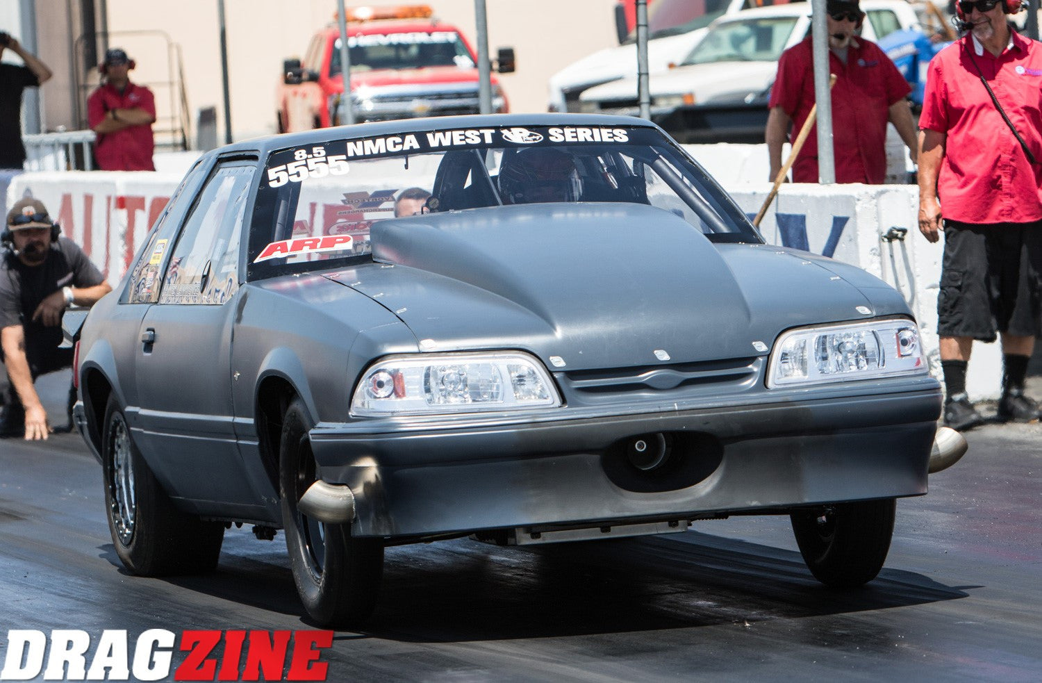 The Dragzine Evil 8 5 Debuts, Qualifies 3rd In Outlaw 8 5