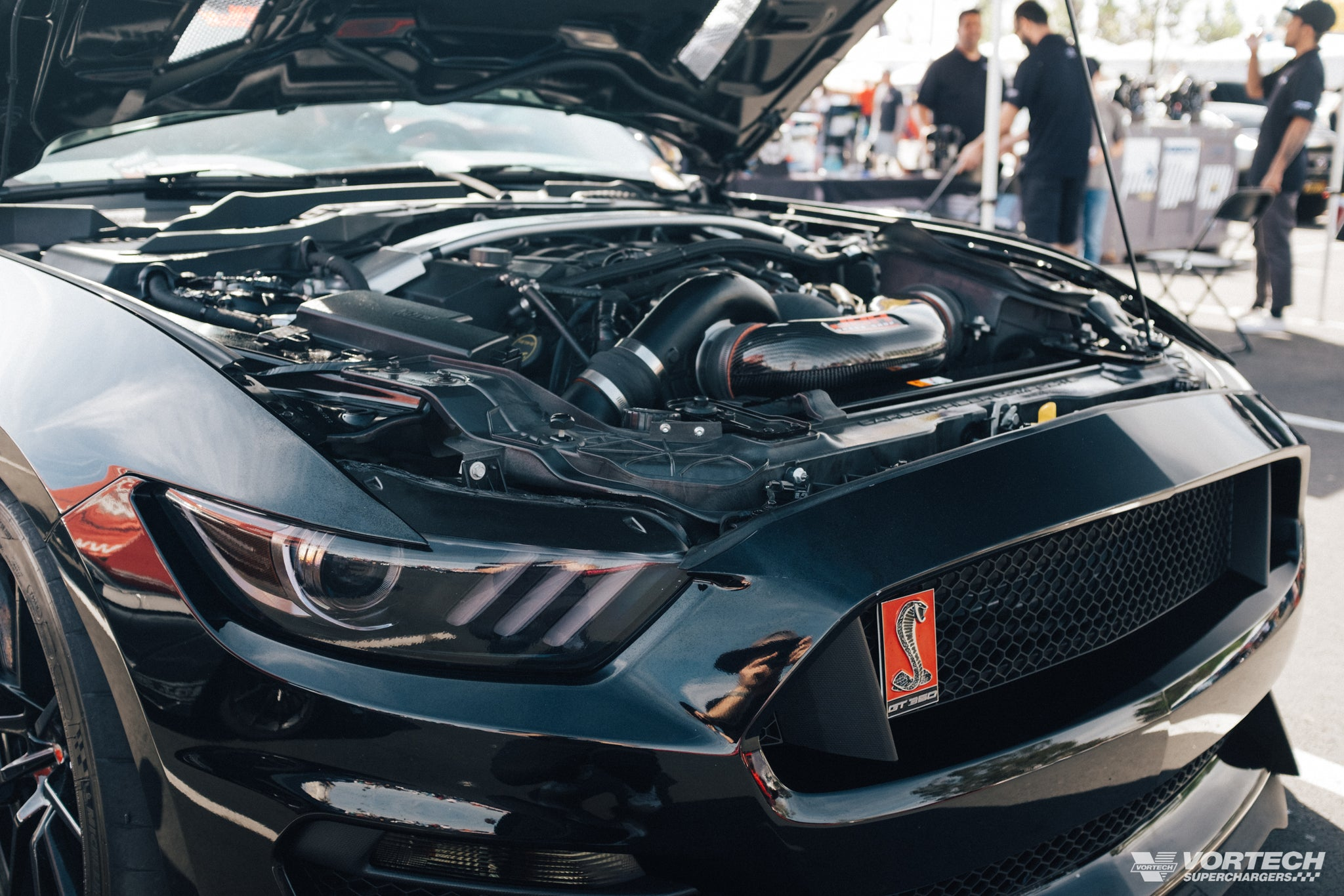 Vortech and Paxton Superchargers @ Fabulous Fords Forever 2018