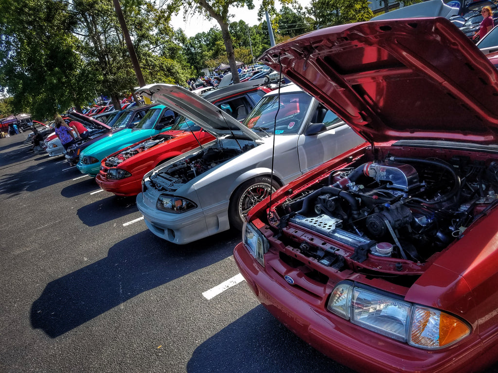 Vortech Paxton Superchargers Dodging Hurricanes At Mustang Week