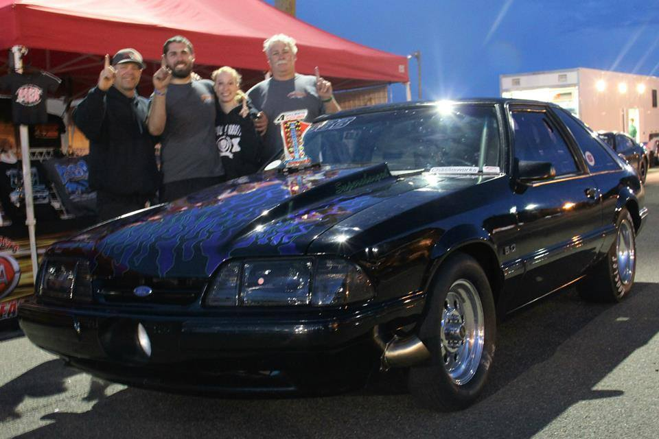 Osborne Racing Vortech V-24 XB-105 Supercharged Mustang
