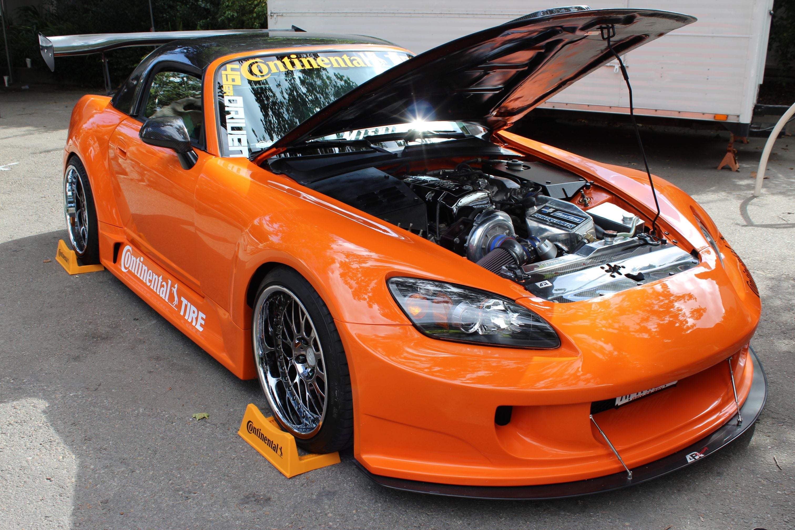 Danny's Vortech V-2 Supercharged APR Widebody Honda S2000