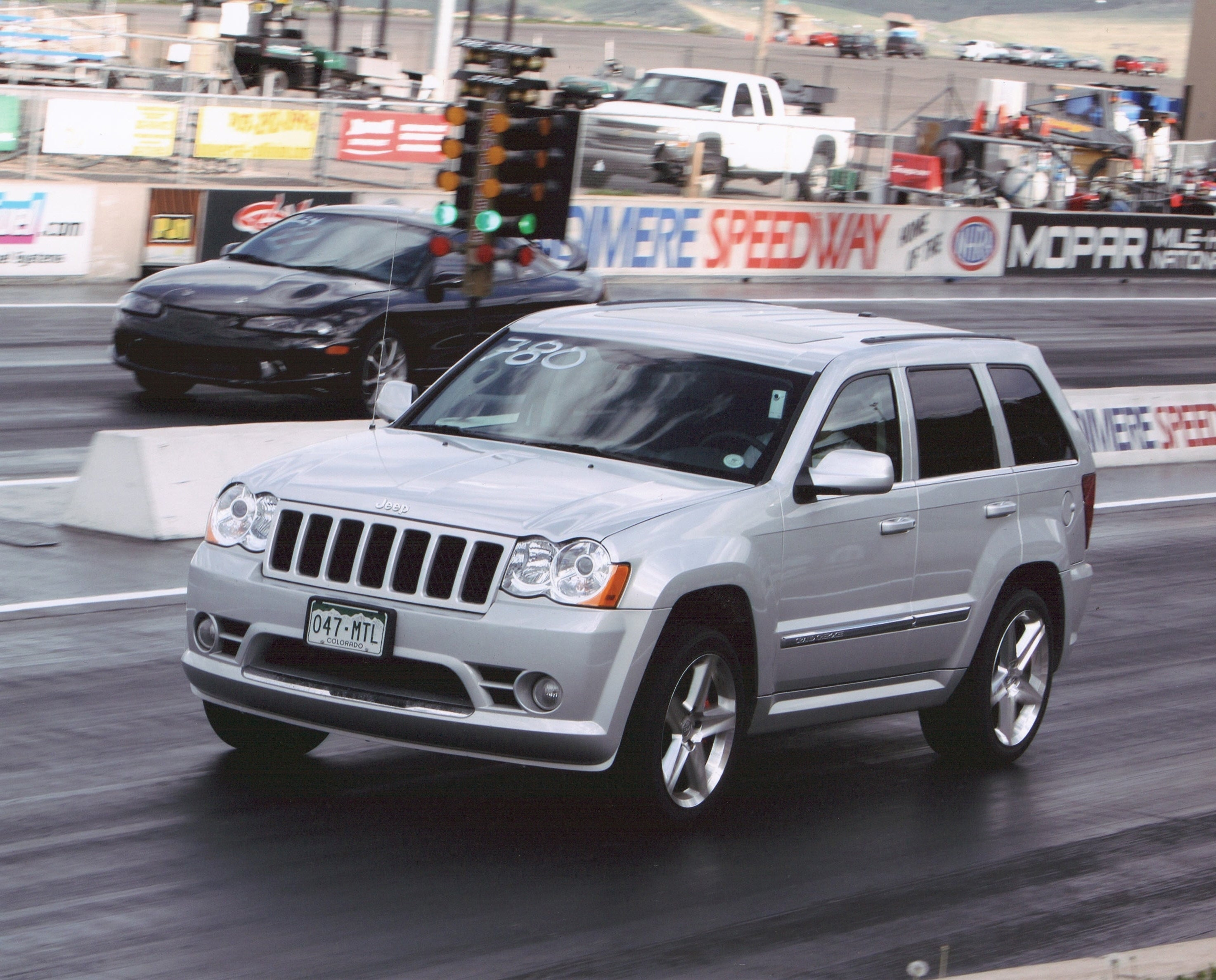 Wink's Vortech Supercharged SRT8 Jeep by R.M.C.R. Performance