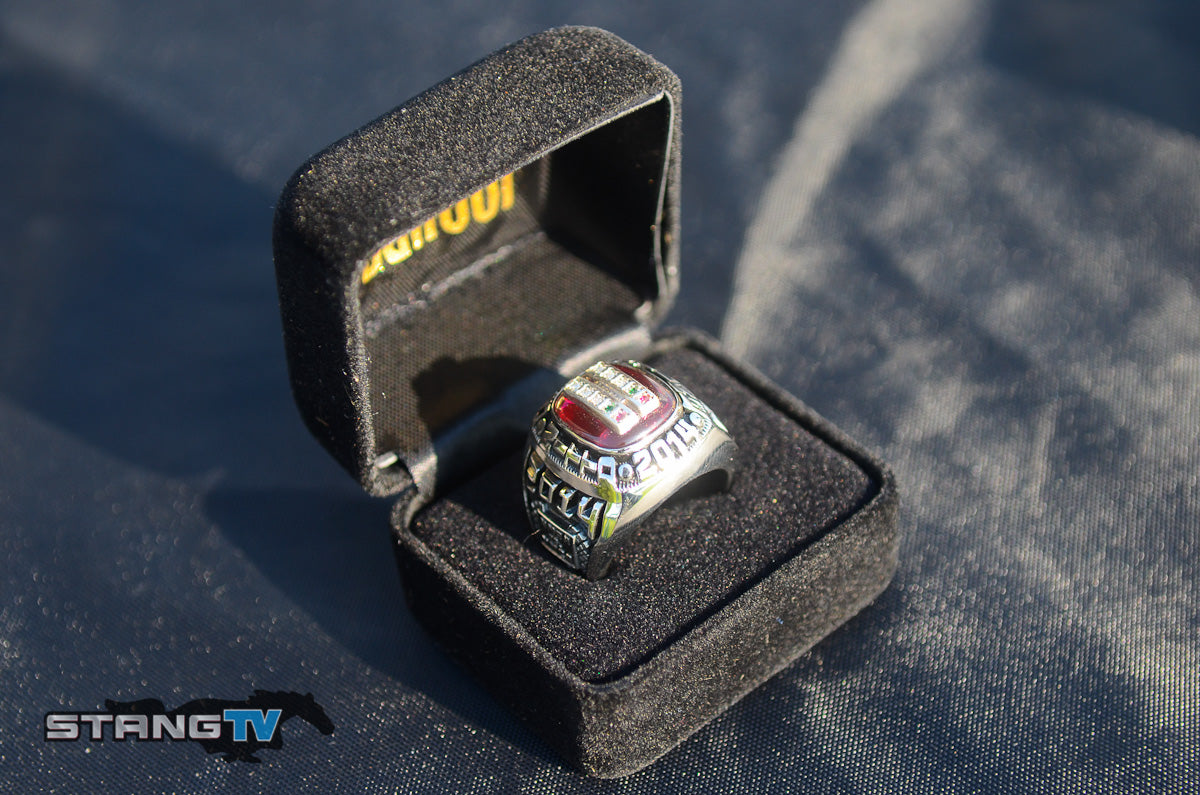2014 NMRA/NMCA Super Bowl Ring
