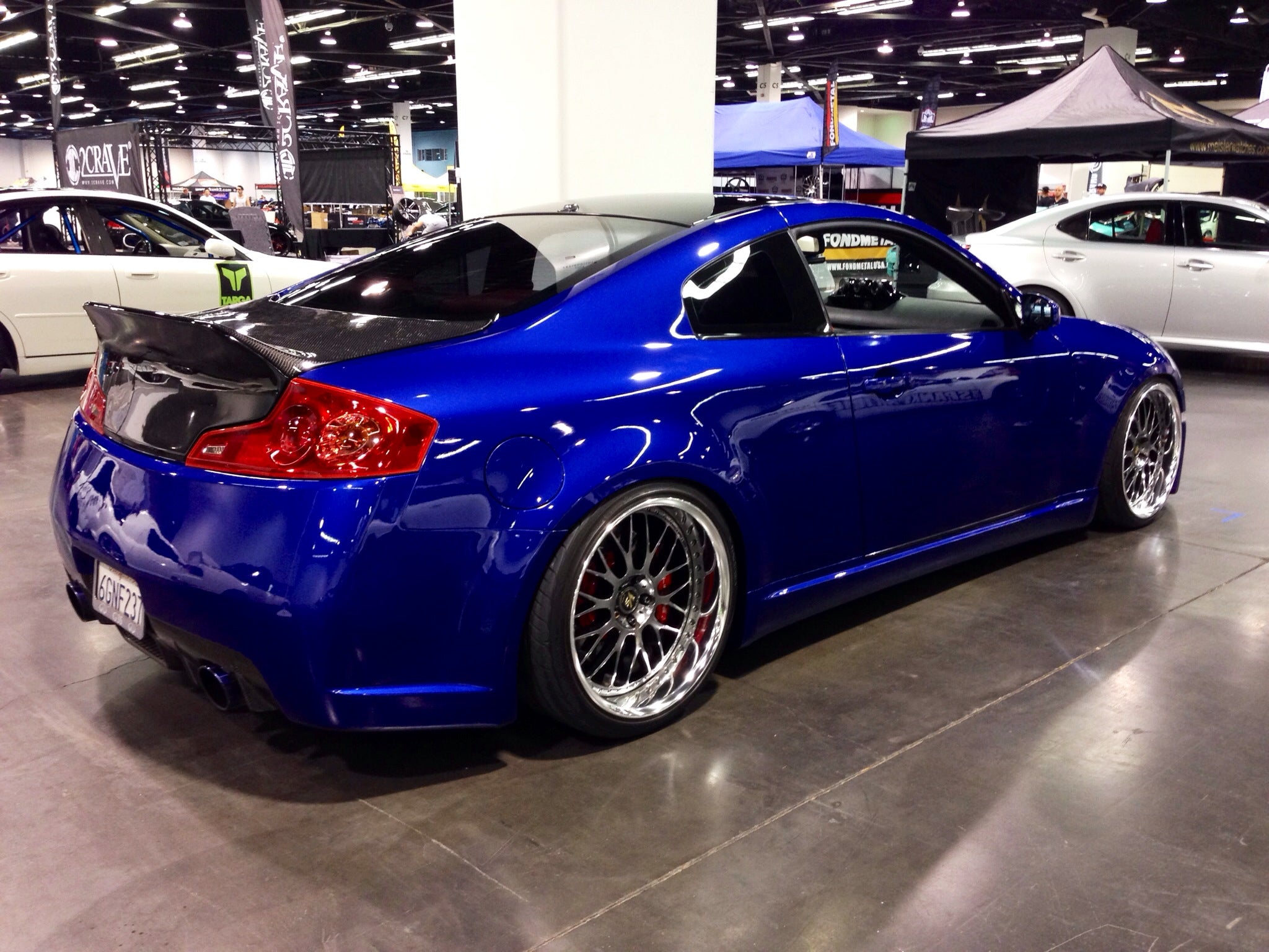 Fab Vilches' Vortech Supercharged G35