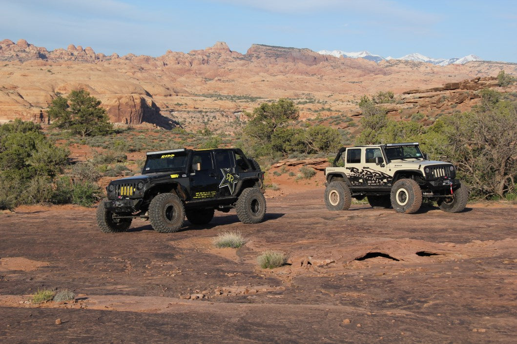 RIPP Superchargers at Moab 2014