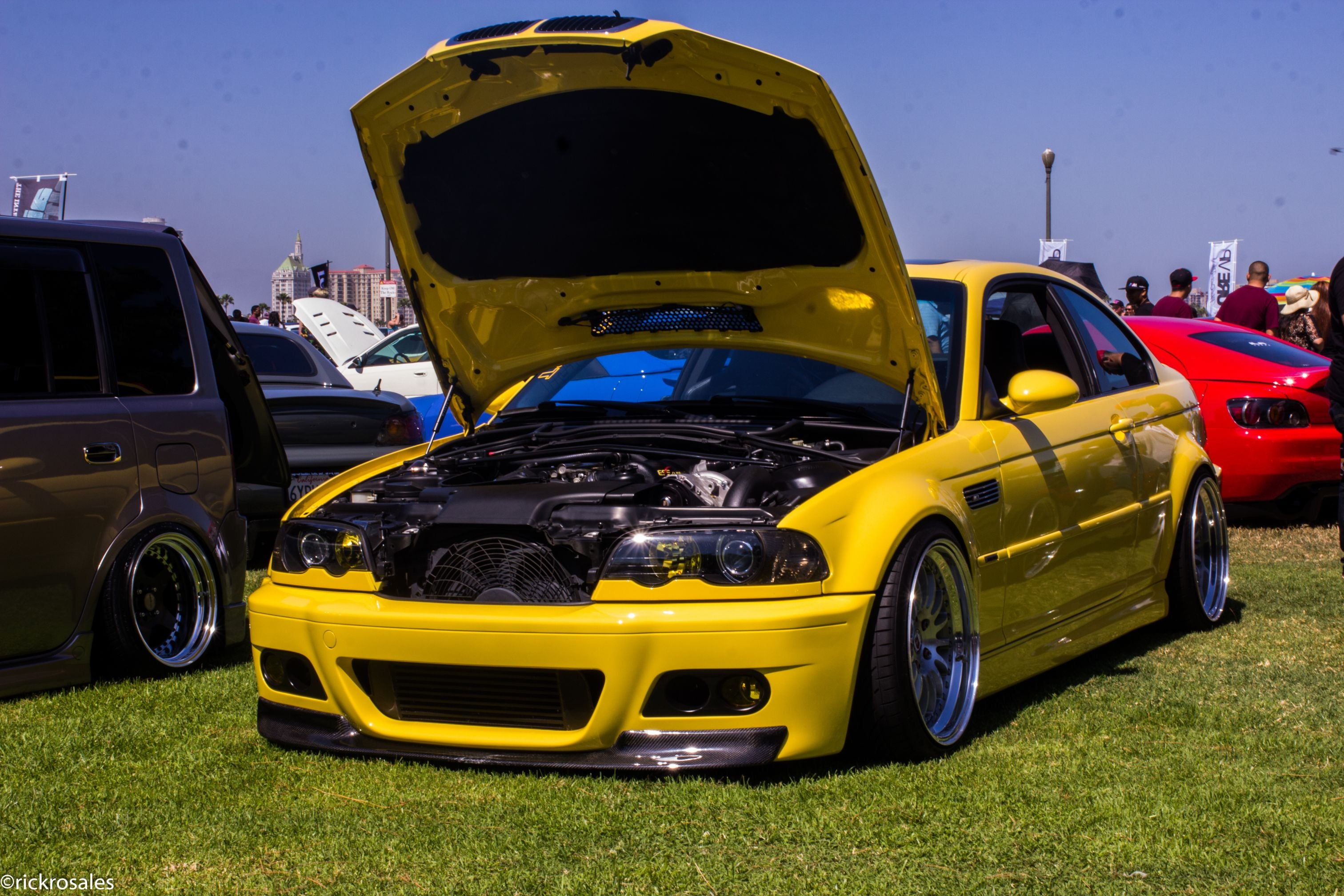 Sweet Vortech/ESS Tuning Supercharged E46 M3