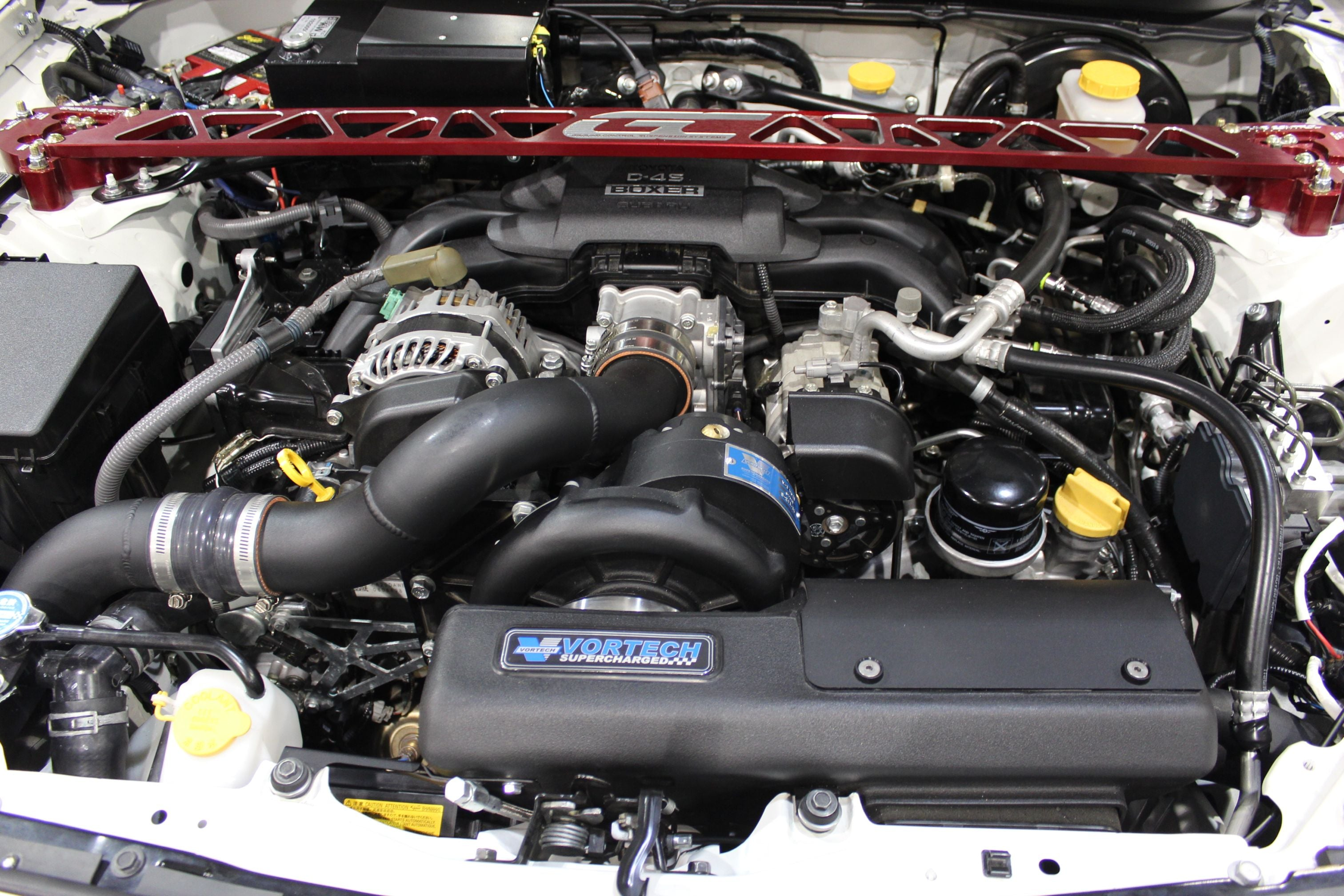 Migel's Vortech V-3 H67B Supercharged Scion FR-S