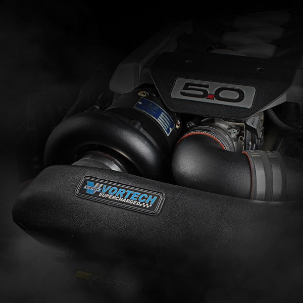 Vortech Supercharged 2015 S550 5.0 Promo