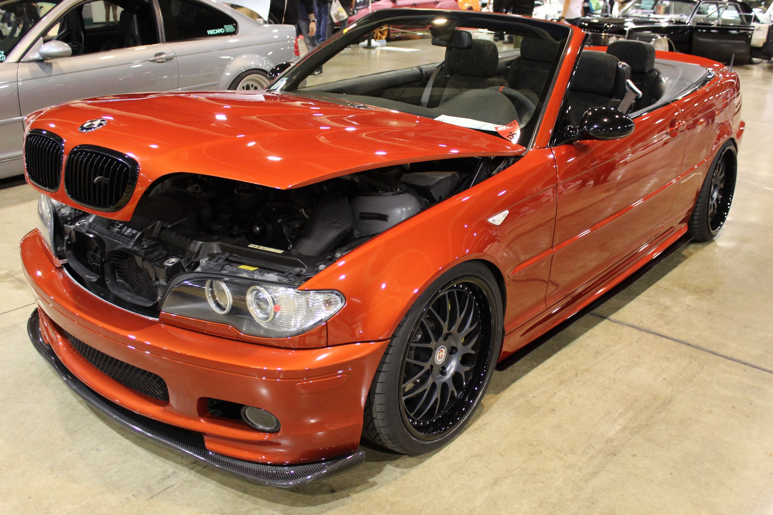 Vortech/VF-Engineering E46 BMW Convertible